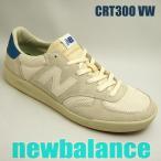 ニューバランス メンズレディーススニーカー CRT300 WHITE newbalance CRT300vw  クラシック テニススタイル