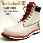 ショッピングTimberland ティンバーランド メンズキャンバスブーツ ラドフォード グレーテキスタイル A1MFU Timberland RADFORD CANVAS boot