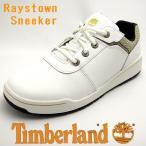ティンバーランド メンズ レイズタウン スニーカー ホワイトスムース A15xm Timberland raystown