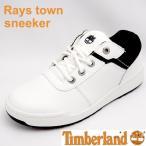 ショッピングTimberland ティンバーランド メンズ レイズタウン スニーカー ホワイトフルグレイン/ブラック A1BAC Timberland raystown