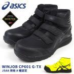 アシックス asics ウィンジョブ CP601 G-TX FCP601 プロテクティブスニーカー メンズ