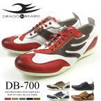 ドラゴンベアード DRAGON BEARD レザースニーカー DB-700 メンズ