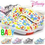 ショッピングシューズ Disney ディズニー ベビーシューズ キッズ 全4色 DS0156