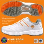 ショッピングラバーシューズ WIMBLEDON ウィンブルドン テニスシューズ レディース 全2色 WL3500 WL-3500