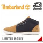 ティンバーランド メンズ スニーカー ブーツ 限定モデル ハドストン チャッカ HUDSTON CHUKKA Timberland A18HZ W/ネイビー
