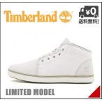 ティンバーランド メンズ スニーカー ブーツ 限定モデル ハドストン チャッカ HUDSTON CHUKKA Timberland A18I4 ホワイト