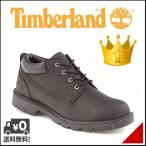 ティンバーランド メンズ オックスフォードシューズ ブーツ ベーシックオックス Timberland BASIC OX 53582 ブラック