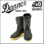 ダナー メンズ ペコスブーツ 2E アウトドア タウンユース トレッキング 登山靴 限定 リバートン ツイード Danner RIVERTON TWEED D-4123T ブラック/C