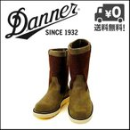 ダナー メンズ ペコスブーツ 2E アウトドア タウンユース トレッキング 登山靴 限定 リバートン ツイード Danner RIVERTON TWEED D-4123T ダークブラウン