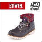 EDWIN(エドウィン) メンズ カジュアルブーツ EDM-8500 ブラック
