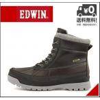 エドウィン ウィンターブーツ ビーンブーツ メンズ レインブーツ 長靴 EDWIN EDM-9906 ブラック