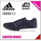 アディダス レディース ランニングシューズ スニーカー ターボ 1.1 限定 3E TURBO 1.1 adidas BB5347 カレッジネイビー/カレッジネイビー/G