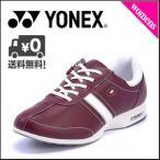 ショッピングウォーキングシューズ YONEX(ヨネックス) パワークッション ウォーキングシューズ SHW-LC60 レッド