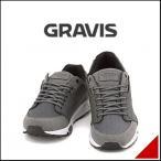 グラビス メンズ ローカット スニーカー ターマックNXエクスペディション GRAVIS EXP 16293100 グレー