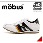 モーブス ローカット スニーカー メンズ ミュンデン 2 EE MUNDEN 2 mobus M-1625 ホワイト/B