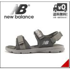 ショッピングスポーツ シューズ ニューバランス スポーツ サンダル メンズ SD212 撥水 D レジャー アウトドア new balance 170212 グレー/ホワイト
