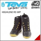 テバ メンズ ウィンターブーツ ハイライン リップストップ ウォータープルーフ Teva 1007991 B/ガム
