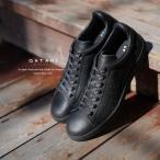 初回サイズ交換片道送料無料 パトリック スニーカー パンチ14 ブラック PATRICK PUNCH14 BLK 14101 靴紐通し済