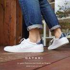 靴紐通し済 パトリック スニーカー パンチエナメルクロコ ホワイト PATRICK PUNCH-E.C WHT 529290