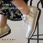 パトリック スニーカー マラソン スノーマウンテン PATRICK MARATHON SNWMT 94713 靴紐通し済