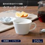 カフェオレマグ 250cc ニューボーンマグカップ マグ カップ コップ コーヒーマグ コーヒーカップ ティーマグ ティーカップ 食器 カフェ風 カフェ食器 シンプル