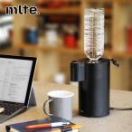 mlte ミルテ フラッシュウォーマー ペットボトルウォーターサーバー 卓上ホット用ウォーターサーバー 500ml ペットボトル専用