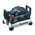 マキタ電動工具  エアコンプレッサ 一般圧 / 高圧対応 46気圧 AC461XLKB  黒 (50/60Hz共用)
