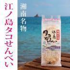 湘南名物江の島タコせんべい【ちがさき屋のたこせんべい】2枚入×10袋