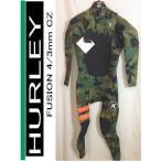 ウェットスーツ ハーレー HURLEY 4/3mm FUSION CZ フルスーツジップレス メンズ フルスーツ 3LC