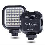 正常光ライト・撮影ライトLeaningTech  36LED ビデオライトfor Canon Nikon Sony デジタル カメラカムコーダーライト ブラック:スタジオ撮影機材