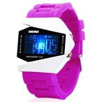 Yahoo!ショッピングコムメンズ腕時計・海外ブランド:Aircraft creative personality waterproof LED watch men-7:紳士腕時計