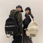 リュック メンズ レディース バッグ 男女兼用 通勤 通学 大容量 リュックサック 韓国風 中学生 高校生 旅行 アウトドア キャンバスリュック マザーズ 鞄 新作