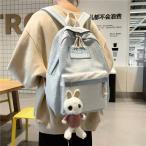 チェク柄 リュックサック リュック 女の子 プレゼント 鞄 通学 通勤 レディース キャンバスリュック マザーズ おしゃれ 旅行 可愛い 大容量 バッグ 韓国風