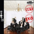 【CD|2種セット】NCT DREAM WE BOOM 3RD MINI ALBUM【先着ポスター丸め|レビューで生写真5枚|宅配便】