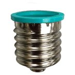 【磁器素材だから割れない!】 口金変換 アダプター ソケット E39 E26 LED 電球 アイランプホルダ 送料無料 水銀灯 ライト 防水 屋外 屋内  HO-E39-E26