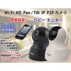 TENVIS 技適取得済み ネットワークカメラ 100万画素 iPhone6対応 QRコード P2P パン チルト 日本正規代理店経由 TH661