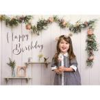 �ե��ȥݥ�����/�ɻ�ݥ����� ��Happy Birthday ����ӡ��ϥ����� A0������ 841mm��1189mm ���� �إ������� iesta��