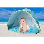 ビニールプールSunba Youth Pop up Portable Shade Pool UV Protection Sun Shelter for Infant