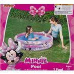 ビニールプールMinnie Mouse W 48 In. By H 10 In. Inflatable Pool by Disney