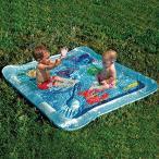 ビニールプールKids Squirt Pool For Babies And Toddlers  Outdoor Baby Splash Play Mat Connects