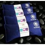 Namaste Yoga Unscented Eye Pillow - Navy - Set of 4