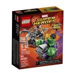 レゴLEGO Super Heroes Mighty Micros: Hulk vs. Ultron 76066