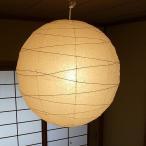 交換用 和紙 シェード 直径60cm 伝統工芸 和室 和風照明 林工芸 P-24H 春雨紙