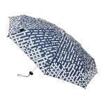 クニルプス 【designed by NUNO/マニュアル/ケース入り】X1(エックスワン) 折りたたみ傘【水滴/52】