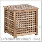 IKEA/イケア HOL サイドテーブル アカシア材