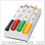 IKEA/イケア MALA/モーラ ホワイトボードペン 4本セット お絵かき道具