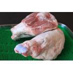 膝關節 - 送料無料 ととりこ黒豚 骨付きスネ肉 2本セット  豚肉 豚 お肉 肉 お中元 中元 御中元