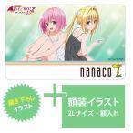 オリジナルnanacoカード付き『To LOVEる−とらぶる− ダークネス 2nd』額装イラスト ナナコカード