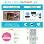 Yahoo!SHOP FRONTIERiitrustCD/DVDプレーヤー スピーカー 壁掛け リモコン付き CD/DVD/Bluetooth/ /USB/TF対応 新商品第11