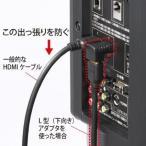 アンテナケーブル HDMI変換アダプタ
